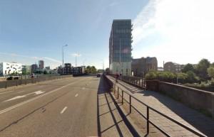 Brug Graafseweg Nijmegen foto