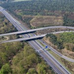 Luchtfoto A12 Grijsoord-Ede-Veenendaalfoto: Joop van Houdt