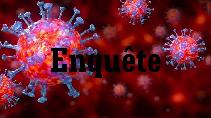 coronavirus plaatje enquete